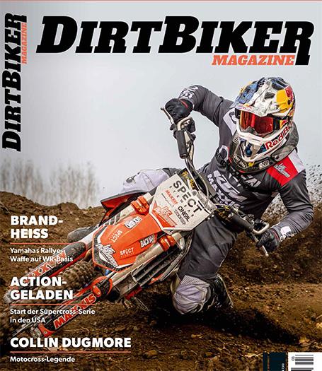 Luc Ackermann @ Dirtbiker Magazine